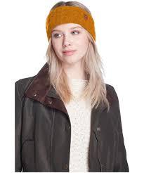 knitted headband women s dubarry farmleigh knitted headband