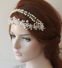 hair accessories headbands wedding headband pearl headpiece wedding hair accessories bridal