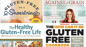 10 best gluten free cookbooks you must have in your kitchen