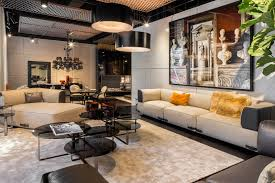 Fendi Living Room Furniture by Fendi Casa U0027s Showroom In New York City Fendicasa Pinterest