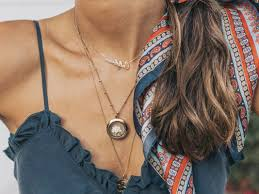 pendant necklace lengths images An ode to the ever stylish pendant necklace bintroo jpg