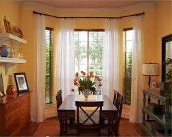 Best  Bow Window Curtains Ideas On Pinterest Bay Window - Dining room curtains