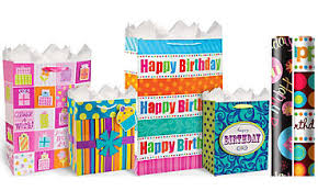 gift bags gift wrap wrapping paper tissue paper city