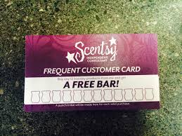 custom card template frequent buyer card template free card