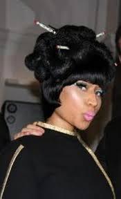 Geisha Hairstyles Nicki Minaj3 Last Hair Models Hair Styles Last Hair Models