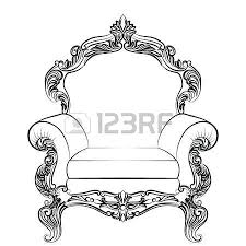 rich baroque coffee table luxury rich carved ornaments