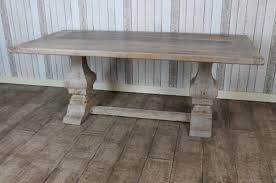 Rustic Oak Dining Tables Top Limed Oak Dining Tables Distressed Limed Elm Table White
