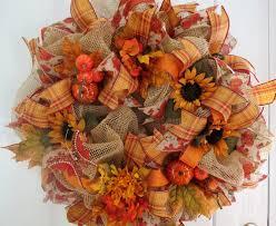 geo mesh autumn geo mesh wreath fall geo mesh wreath deco mesh pumpkin