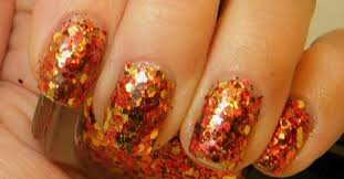 5 thanksgiving nail designs 2016 for the last minute glitch
