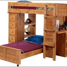 Bed And Computer Desk Combo Bunk Bed Computer Desk Combo Bedroom Home Decorating Ideas