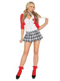 school girl costume dean s list costume moments 9113