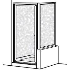Shower Door Drip Rail Replacement by Shower Glass Door Sweep Image Collections Glass Door Interior