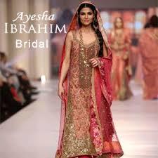 bridal collections ayesha ibrahim bridal collections bridal wedding dresses makeup
