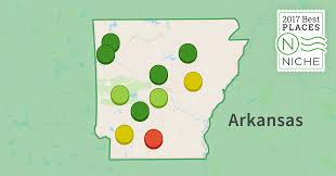 Cheapest Cities To Live In The World 2017 Safest Places To Live In Arkansas Niche