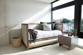 Modern Daybed With Trundle Modern Daybed With Trundle For Transitional Bedroom And Bedding