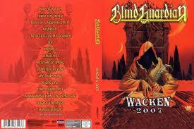 Blind Guardian Otherland Blind Guardian Live At Wacken 2007 R 25 00 Em Mercado Livre