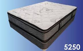 5250 orthopedic mattress by dreamwell w optional box spring