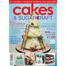 cakes u0026 sugarcraft magazine winter 2014 15 squires kitchen shop