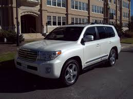 toyota cruiser white white toyota land cruiser for sale used cars on buysellsearch