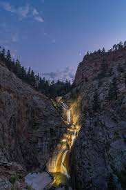 halloween city colorado springs seven falls in colorado springs broadmoor adventures