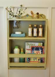 wood you like to craft bathroom mason jar shelf