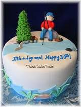 ice fishing cake ideas 1389