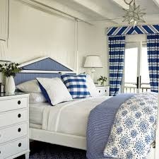 White Beach Bedroom Furniture by Blue And White Coastal Bedrooms Video And Photos