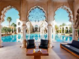 palaces gallery 5 star hotels marrakech palais namaskar