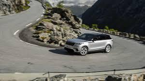 new range rover velar first drive the designer u0027s choice
