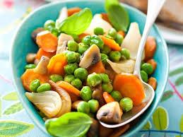 legumes cuisine printanière de légumes recettes femme actuelle