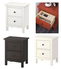 ikea bedroom side tables ikea hemnes bedside table ebay