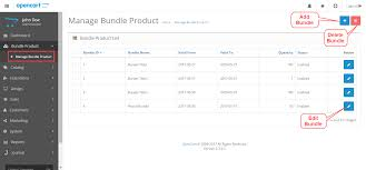 Opencart Hosting Title Opencart Bundle Product Webkul
