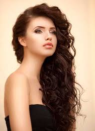 cute hairstyles for round faces and long hair 25 curly layered haircuts hairstyles haircuts 2016 2017