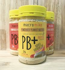 badass birthday cake pb powdered peanut butter macro mike