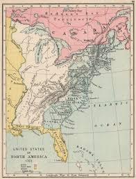 louisiana florida map usa in 1783 america florida louisiana 1907