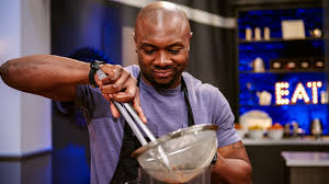 for eddie jackson food network star door swings open after nfl