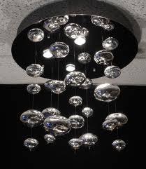 Glass Bubble Chandelier Sparkly Fabulous Bubble Chandelier Bubble Chandelier