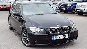 used 2007 bmw 3 series 325d m sport saloon just in px this is real