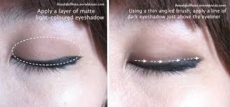 tutorial kiss korean beauty tutorial how to do korean eye makeup beautifulbuns a