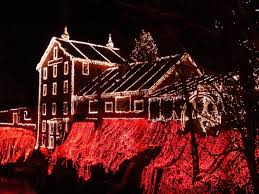 clifton ohio christmas lights great places to see holiday lights