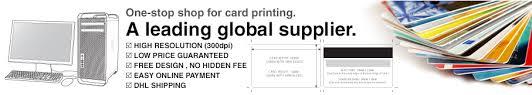 Plastic Business Card Printer Plastic Business Cards