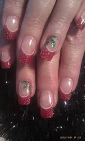 1219 best christmas winter nails images on pinterest christmas