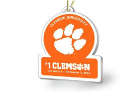 clemson tigers zverse 3d printed licensed products