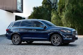 infiniti jeep interior 2017 infiniti qx60 suv pricing for sale edmunds