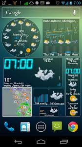 android widget eweather hd 4 4 for android released