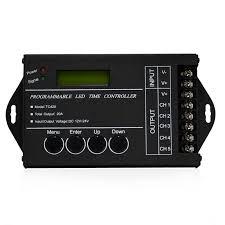 programmable led time controller led timer dimmer torchstar