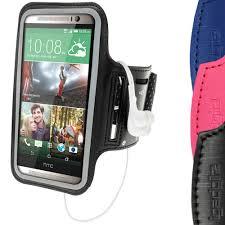 Htc Wildfire Cases Ebay by Igadgitz Anti Slip Neoprene Sports Armband For Htc One M8 2014