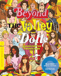 amazon com beyond the valley of the dolls the criterion