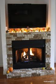 gas fireplace tv console design and ideas idolza