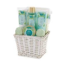 Bath Gift Basket Night Rose U0026 Sandalwood Bath Gift Set U2013 Primitive Coastal Country